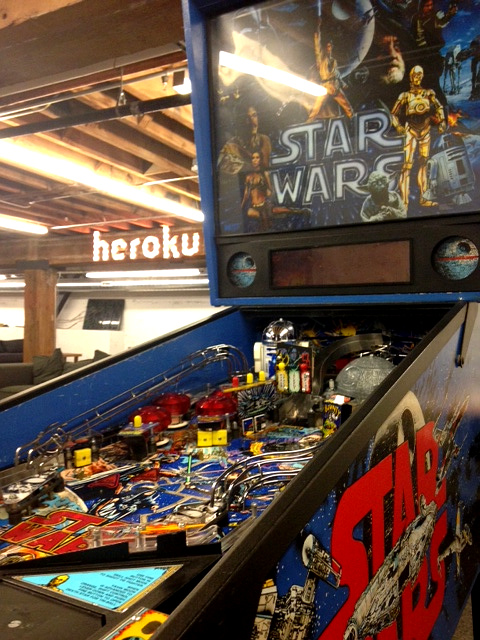Death Star pinball