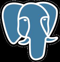 PostgresSQL logo